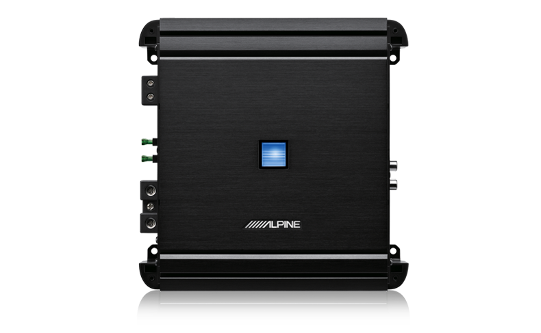 Alpine Mrv M500 Mono Amp Alpine Car Audio